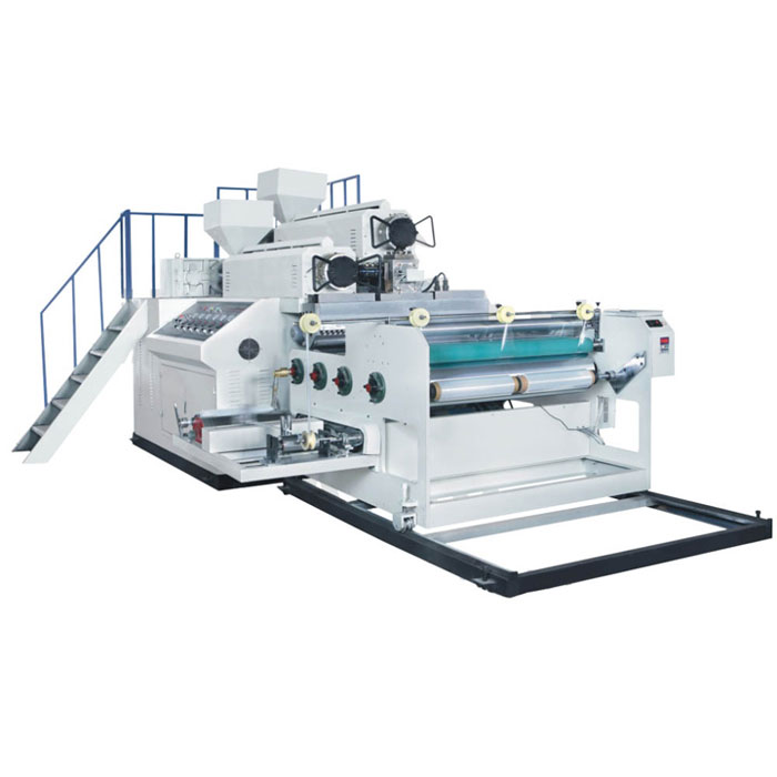 Winding film wrap machine